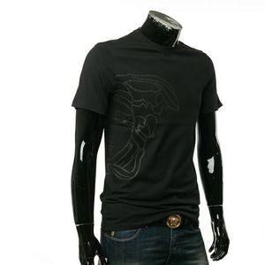 Versace CollectionVC范思哲美杜莎男休闲T恤