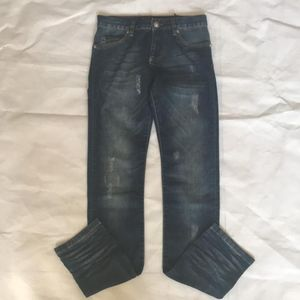 Philipp Plein菲利普普兰女士牛仔裤