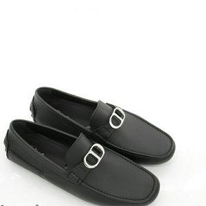 Dior 迪奥男士真皮豆豆鞋休闲鞋