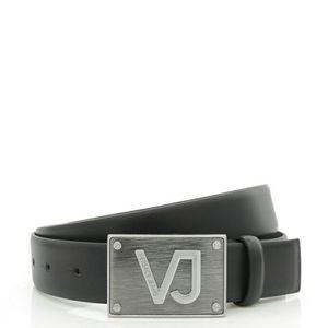 Versace Jeans范思哲男真皮腰带