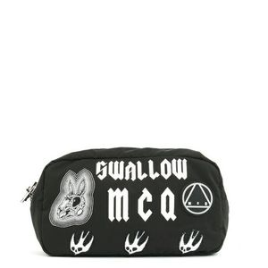 Alexander McQueen 亚历山大·麦昆燕子男女款手拿包