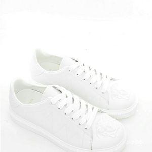 Versace 范思哲美杜莎男士真皮休闲鞋