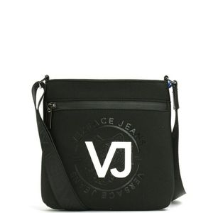 Versace Jeans 范思哲男士字母单肩斜挎包