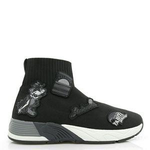Emporio Armani EA 阿玛尼男士中帮袜子鞋休闲鞋
