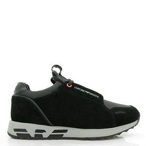 Emporio Armani EA 阿玛尼男士低帮运动休闲鞋