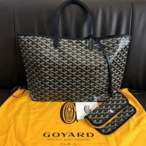 Goyard 戈雅小号购物袋子母包