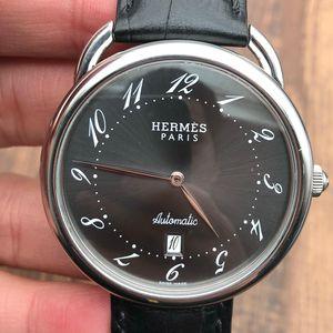 Hermès 爱马仕全自动机械男士腕表