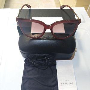 Alexander McQueen 亚历山大·麦昆女士太阳镜/眼镜