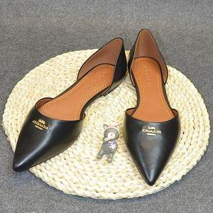 COACH 蔻驰女士平底鞋