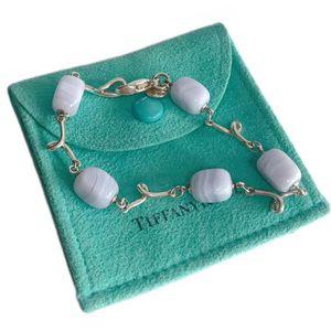 Tiffany & Co. 蒂芙尼天然石手链