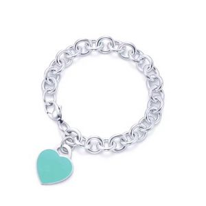 Tiffany & Co. 蒂芙尼爱心手链