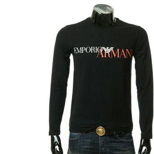 Emporio Armani 阿玛尼男士修身打底长袖