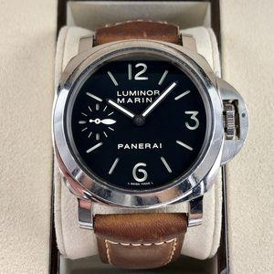 Panerai 沛纳海PAM00111机械表