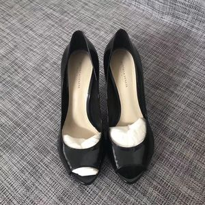 Bottega Veneta 葆蝶家37码女士鱼嘴凉鞋高跟鞋