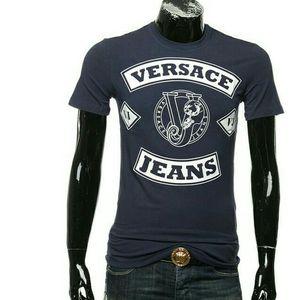 Versace Jeans  范思哲男士修身短袖