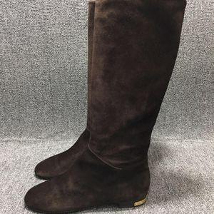 Louis Vuitton 路易·威登鹿皮高筒靴子