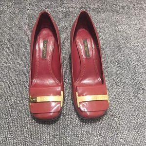 Louis Vuitton 路易·威登中跟鞋