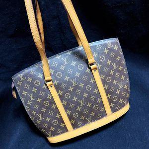 Louis Vuitton 路易·威登经典老花大号贝壳单肩包