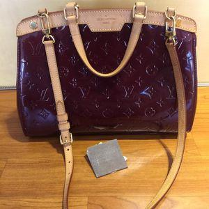 Louis Vuitton 路易·威登漆皮医生包
