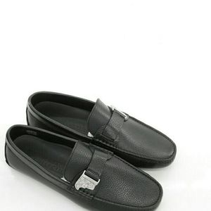 Versace 范思哲美杜莎真皮皮鞋