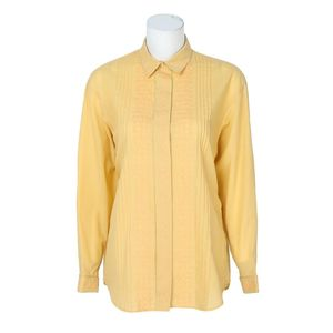 Dior 迪奥棉质宽松学院风衬衫