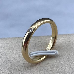 Tiffany & Co. 蒂芙尼18k玫瑰金戒指