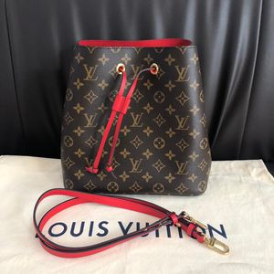 Louis Vuitton 路易·威登老花红桶