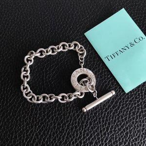 Tiffany & Co. 蒂芙尼925银手链