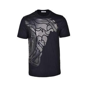 Versace collection范思哲男士潮圆领短袖T恤