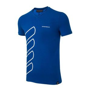 Emporio Armani 安普里奥·阿玛尼男士桃心领短袖圆领T恤