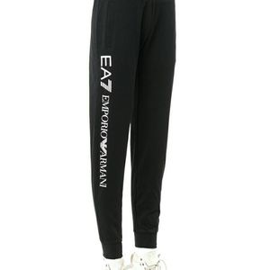 Emporio Armani 安普里奥·阿玛尼女士运动休闲裤长裤