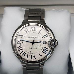 Cartier 卡地亚蓝气球系列自动机械男士腕表