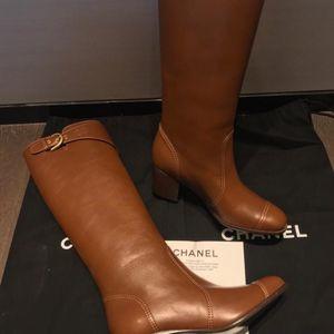 CHANEL 香奈儿女款长靴子
