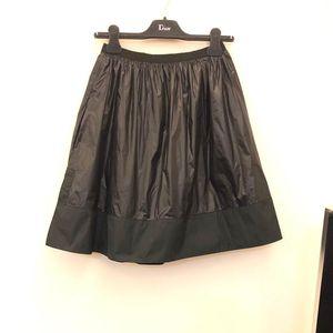 Proenza Schouler 普罗恩萨·施罗高腰金属光泽感女裙