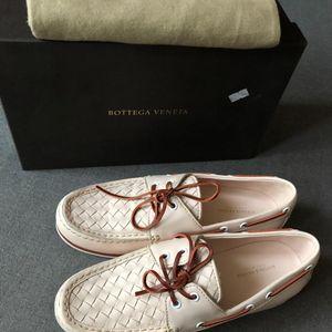 Bottega Veneta 葆蝶家经典款编织休闲鞋