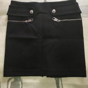 Versace 范思哲女狮头铆钉短裙半身裙