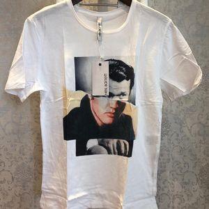 Neil Barrett 尼奥·贝奈特限量版短袖T恤