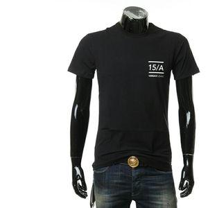 Versace Jeans 范思哲背部图案短袖T恤