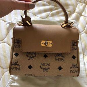 MCM 迷你手提包