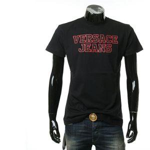 Versace Jeans 范思哲男士休闲短袖T恤