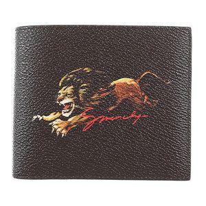 GIVENCHY 纪梵希狮子图案短款钱包