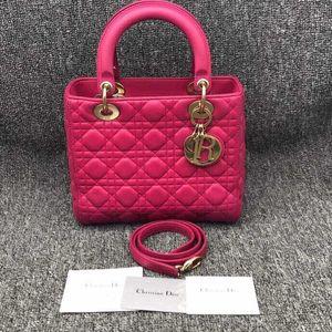 Dior 迪奥戴妃五格手提包