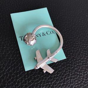 Tiffany & Co. 蒂芙尼绝版钥匙扣