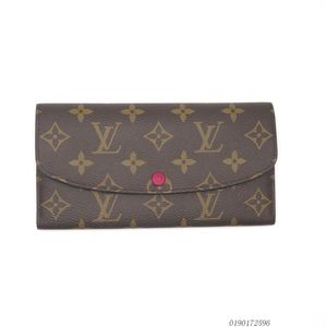 Louis Vuitton 路易·威登Emilie钱夹