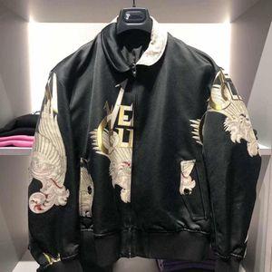 Versace 范思哲男款一线刺绣外套