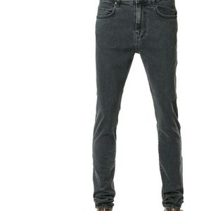 Alexander McQueen 亚历山大·麦昆男士灰色牛仔裤