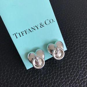 Tiffany & Co. 蒂芙尼爱心扣耳夹