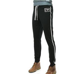 Emporio Armani 阿玛尼男士修身运动休闲裤