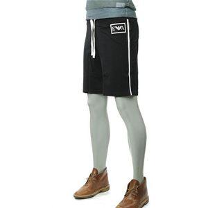 Emporio Armani阿玛尼松紧腰休闲裤短裤