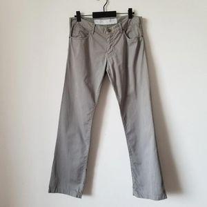 ARMANI 阿玛尼高端系列男士休闲裤31码